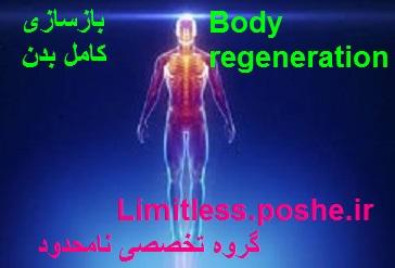 بازسازی کامل بدن به وسیله تکنولوژی بینورال سابلیمینال