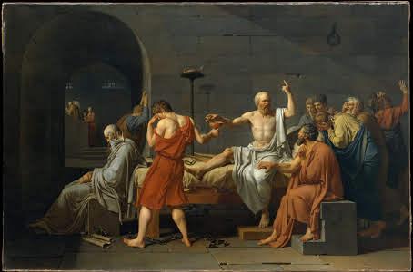بررسی و تحقیق درباره دلايل مرگ سقراط