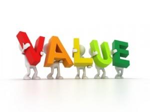 ارزش خود را بدانید